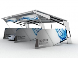 Leggera self service car wash